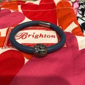 Brighton Leather Bracelet